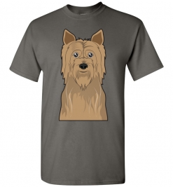 Silky Terrier Cartoon T-Shirt