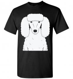 Poodle Cartoon T-Shirt