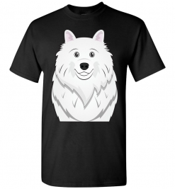 American Eskimo Cartoon T-Shirt