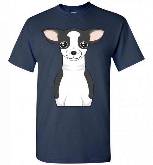 Chihuahua Cartoon T-Shirt