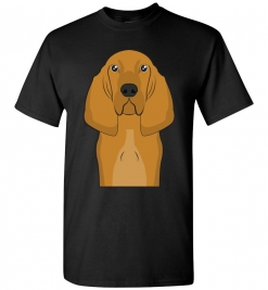 Bloodhound Cartoon T-Shirt