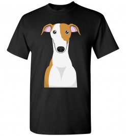 Greyhound Cartoon T-Shirt