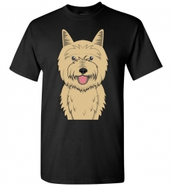 Cairn Terrier Cartoon T-Shirt