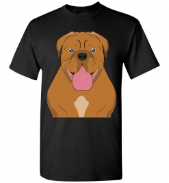 Dogue de Bordeaux Cartoon T-Shirt