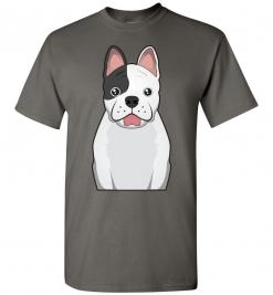 French Bulldog Cartoon T-Shirt