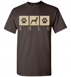 Xoloitzcuintli T-Shirt / Tee