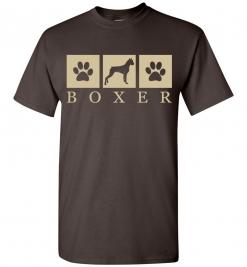 Boxer T-Shirt / Tee