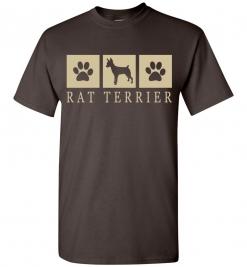 Rat Terrier T-Shirt / Tee