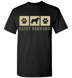 St. Bernard T-Shirt / Tee