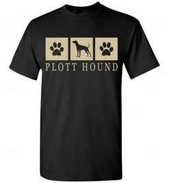 Plott Hound T-Shirt / Tee