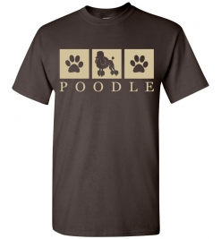 Poodle T-Shirt / Tee