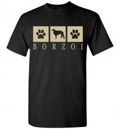 Borzoi T-Shirt / Tee