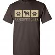 Affenpinscher T-Shirt / Tee