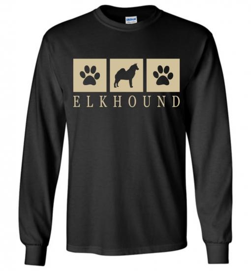 Norwegian Elkhound T-Shirt / Tee