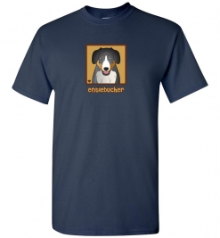 Entlebucher Dog T-Shirt / Tee