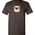 Pug Dog T-Shirt / Tee