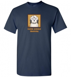 Polish Lowland Sheepdog T-Shirt / Tee