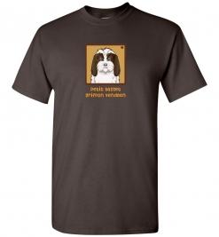 Petit Basset Griffon Vendéen Dog T-Shirt / Tee