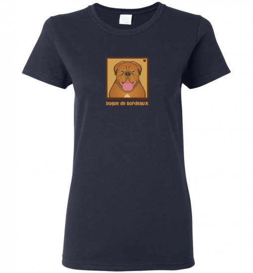 Dogue de Bordeaux Dog T-Shirt / Tee