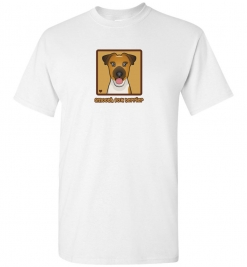 Smooth Fox Terrier Dog T-Shirt / Tee