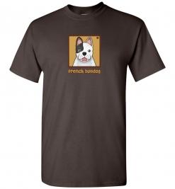 French Bulldog Dog T-Shirt / Tee