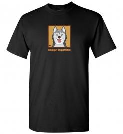 Alaskan Malamute Dog T-Shirt / Tee