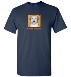 Scottish Deerhound Dog T-Shirt / Tee