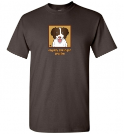 English Springer Spaniel Dog T-Shirt / Tee