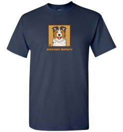 Australian Shepherd Dog T-Shirt / Tee
