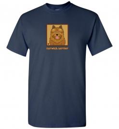 Norwich Terrier Dog T-Shirt / Tee