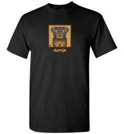Chorkie Dog T-Shirt / Tee