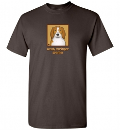 Welsh Springer Spaniel Dog T-Shirt / Tee