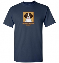German Shorthaired Pointer Dog T-Shirt / Tee