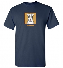 Sealyham Terrier Dog T-Shirt / Tee