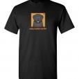 Black Russian Terrier Dog T-Shirt / Tee