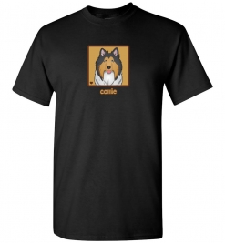 Collie Dog T-Shirt / Tee