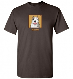 Pit Bull Dog T-Shirt / Tee