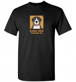 Greater Swiss Mountain Dog T-Shirt / Tee