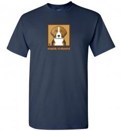 English Foxhound Dog T-Shirt / Tee