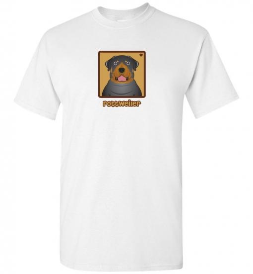 Rottweiler Dog T-Shirt / Tee