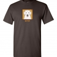 Kuvasz Dog T-Shirt / Tee