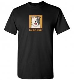 Border Collie Dog T-Shirt / Tee