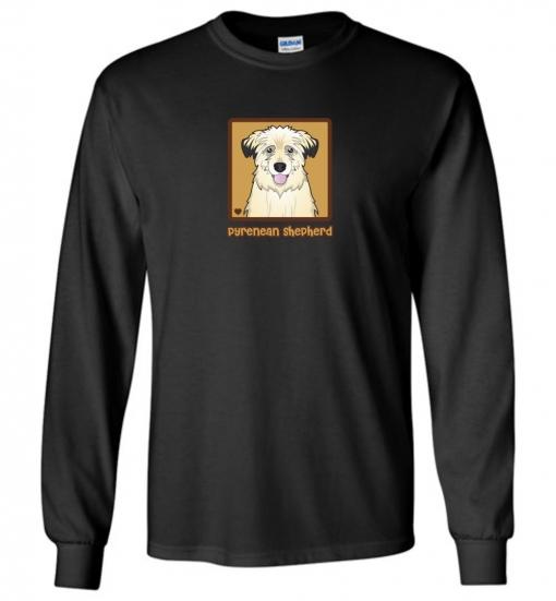 Pyrenean Shepherd Dog T-Shirt / Tee