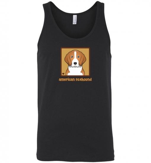 American Foxhound Dog T-Shirt / Tee