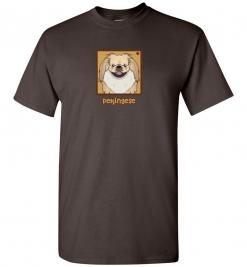 Pekingese Dog T-Shirt / Tee