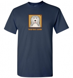 Bearded Collie Dog T-Shirt / Tee
