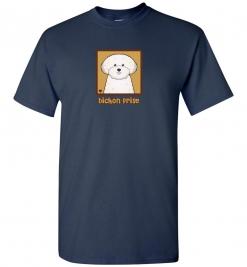 Bichon Frise Dog T-Shirt / Tee
