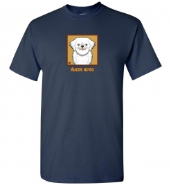 Lhasa Apso Dog T-Shirt / Tee