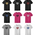 Dogo Argentino Dog Glitter T-Shirt
