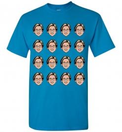 Elizabeth Warren Heads T-Shirt